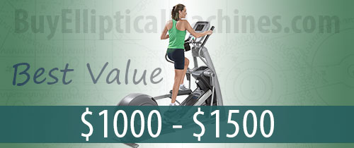 best value ellipticals