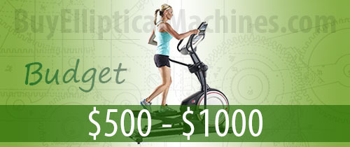 discount ellipticals